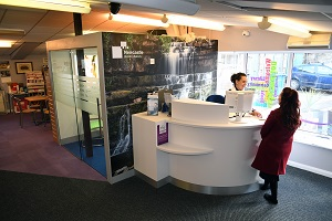 Newcastle's partnership branch in Hawes
